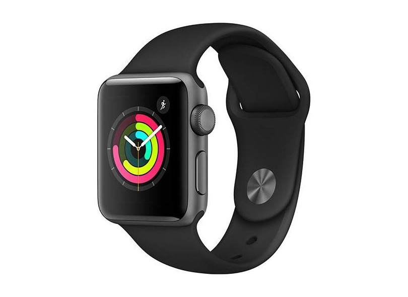 e0f5be54b52 Relógio Apple Watch Series 3 38 mm