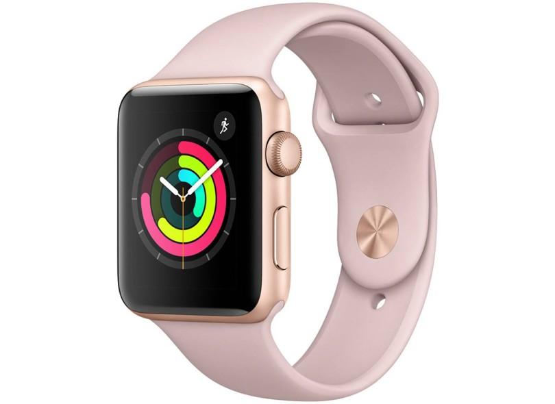 a246699f3d5 Relógio Apple Watch Series 3 42 mm