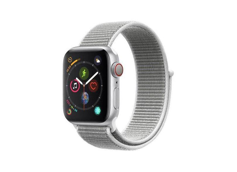 72b841775a9 Relógio Apple Watch Series 4 40 mm GPS 4G