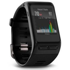 Relógio Monitor Cardíaco Garmin Vívoactive HR