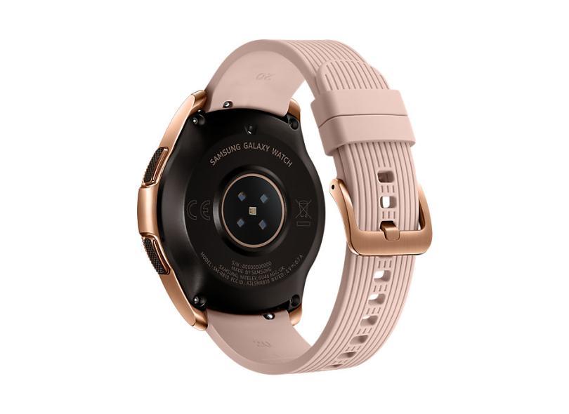 691d5341c5b Relógio Samsung Galaxy Watch BT 42mm GPS