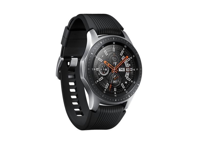 5820c10ba09 Relógio Samsung Galaxy Watch BT 46mm GPS