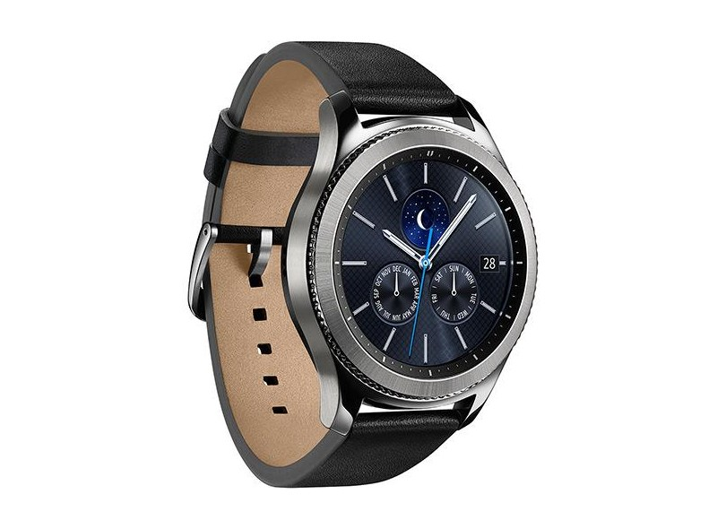 7280852d35c Relógio Samsung Gear S3 Classic SM-R770NZ