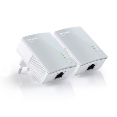 Repetidor Powerline Wireless 500 Mbps Tl-PA4010KIT - TP-Link