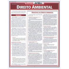 Resumão Jurídico - Direito Ambiental - Chiuvite, Telma Bartholomeu Silva - 9788577111602