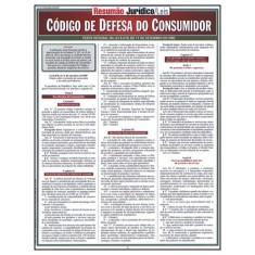 Resumão Jurídico Leis - Código de Defesa do Consumidor - Barros, Andréa - 9788577111565