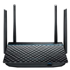 Foto Roteador Access Point 867 Mbps Asus