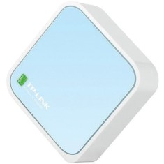 Foto Roteador Repetidor Access Point 300 Mbps TP-Link