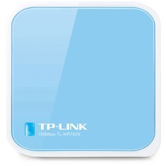 Roteador Wireless 150 Mbps TP-Link TL-WR702N