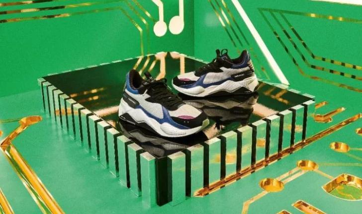 RS-X Tech Motorola: conheça o novo tênis da Motorola e Puma