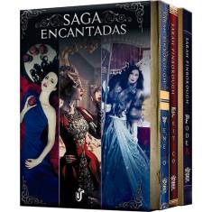 Saga Encantadas - Sarah Pinborough - 9788567028248