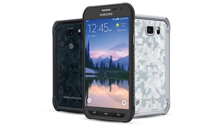Samsung anuncia o novo Galaxy S6 Active