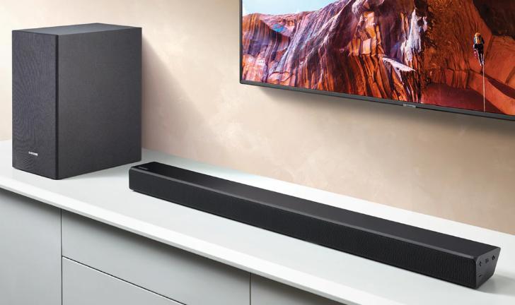 Samsung apresenta nova linha de Soundbars: R550, Q60, e Q70