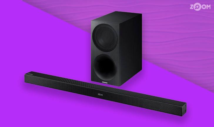 Samsung apresenta soundbar sem fio M450 2.1 canais no Brasil