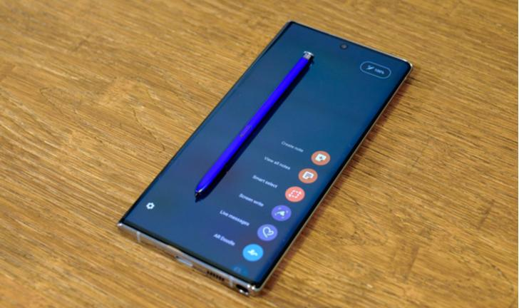 Samsung Galaxy Note 10 Plus perde para iPhone XS Max em teste de resistência