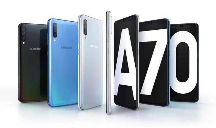 Samsung lança Galaxy A80, A70, A50, A30, A20 e A10; preço parte de R$ 999