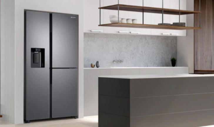 Samsung lança geladeira Side by Side RS65 com opções de duas ou três portas