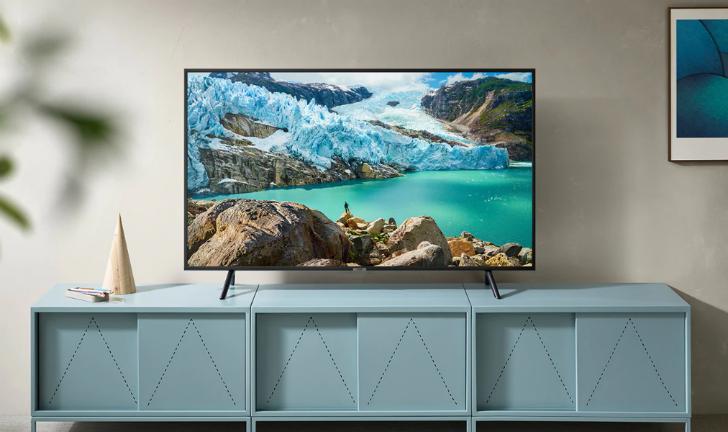 Samsung lança Smart TVs para quem está de entrada no mundo 4K