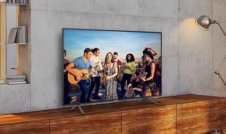 Samsung NU7100 vs Sony X705F: confira o duelo das Smart TVs 4K