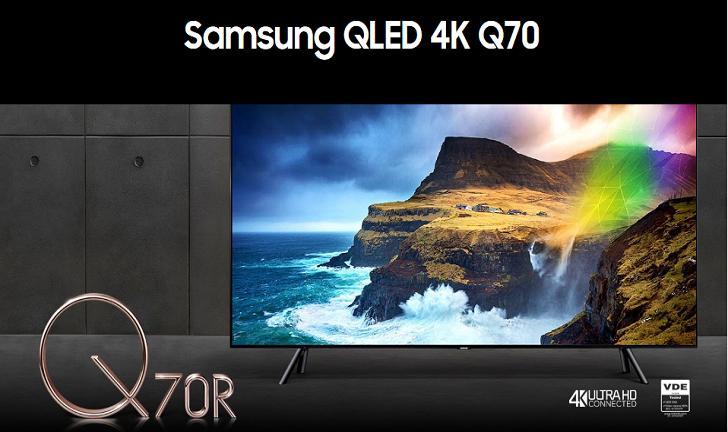 Samsung Q70 vale a pena? Confira a análise dessa Smart TV