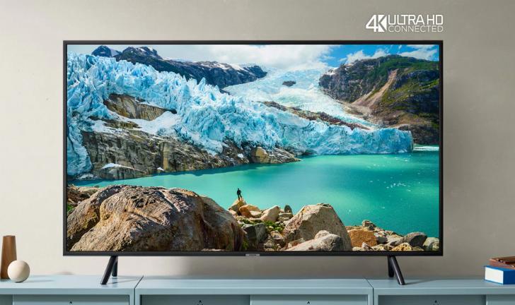 Samsung RU7100 vale a pena? Confira a análise e preço dessa smart TV 4K