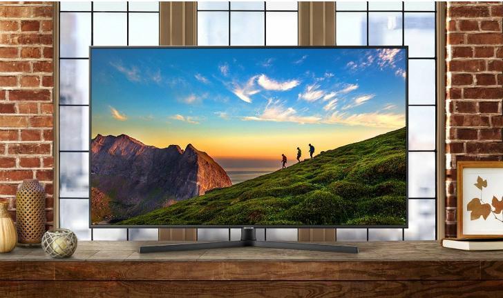 Samsung RU7400 vs Samsung NU7400: qual vence o duelo das 4K?