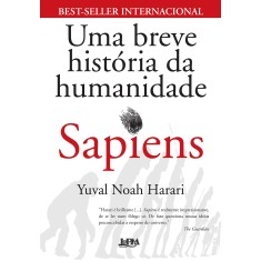 Sapiens. Uma Breve História da Humanidade - Capa Comum - 9788525432186