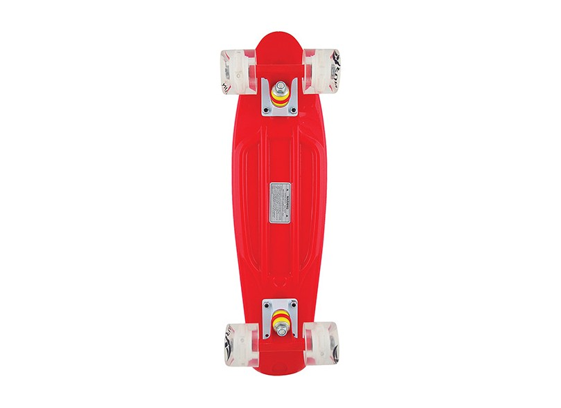 Skates Cruiser 4 Fun Led 22 d05b8d49373