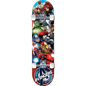 Skate Infantil - DTC Avengers