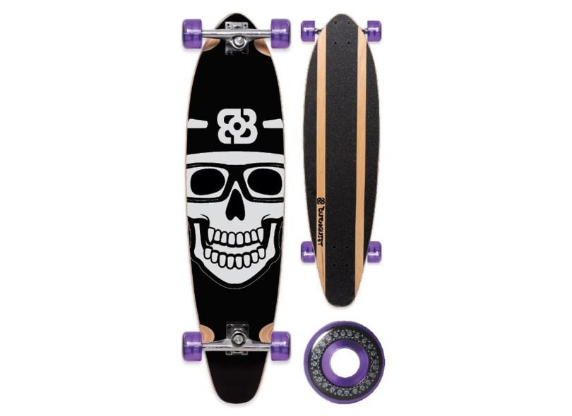 4c7981431188f Skates Longboard Multilaser Átrio Bob Burnquist ES001