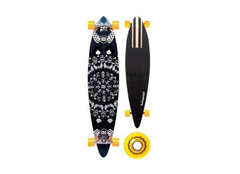 8ef335fbb352f Skates Longboard Multilaser Átrio Bob Burnquist ES015