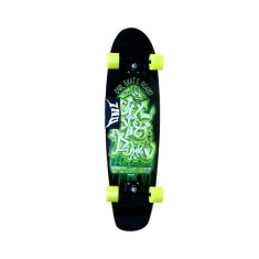 Skate Longboard - Owl Double Tail Flow
