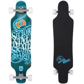 Skate Longboard - Sector 9 Mini Shaka