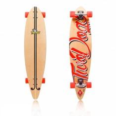 Skate Longboard - TwoDogs Flying