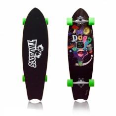 Skate Longboard - TwoDogs Speed Rider