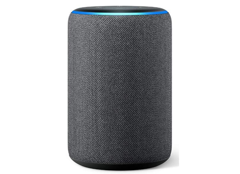 Smart Speaker Amazon Echo 3ª Geração Alexa Com o Melhor Preço é no Zoom