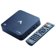 Smart TV Box Aquário STV-2000 8 GB 4K Android TV USB HDMI