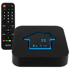 Smart TV Box Htv Box 5 4K Android TV HDMI USB