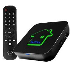 Smart TV Box Htv Box 6 Android TV USB HDMI
