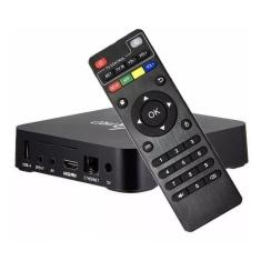 Smart TV Box MXQ Pro 32 GB 4K Android TV HDMI USB