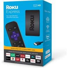 Smart TV Box Roku Express HD HDMI