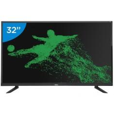 """Smart TV LED 32"""" Philco PTV32E20DSGWA 2 HDMI USB"""