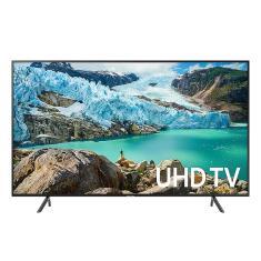"Smart TV LED 75"" Samsung Série 7 4K HDR UN75RU7100GXZD"