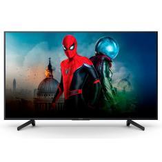"Smart TV LED 75"" Sony X805G 4K XBR-75X805G 4 HDMI"