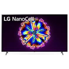 """Smart TV Nano Cristal 86"""" LG ThinQ AI 4K HDR 86NANO90SNA"""
