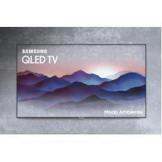 """Smart TV QLED 55"""" Samsung Q7FN 4K HDR QN55Q7FN"""