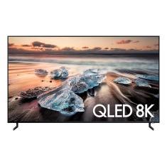 """Smart TV QLED 65"""" Samsung 8K HDR QN65Q900RBGXZD 4 HDMI"""
