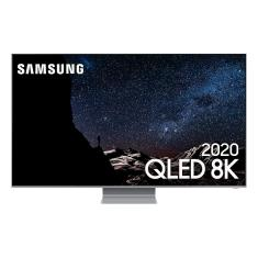 "Smart TV QLED 82"" Samsung 8K HDR QN82Q800TAGXZD 4 HDMI"