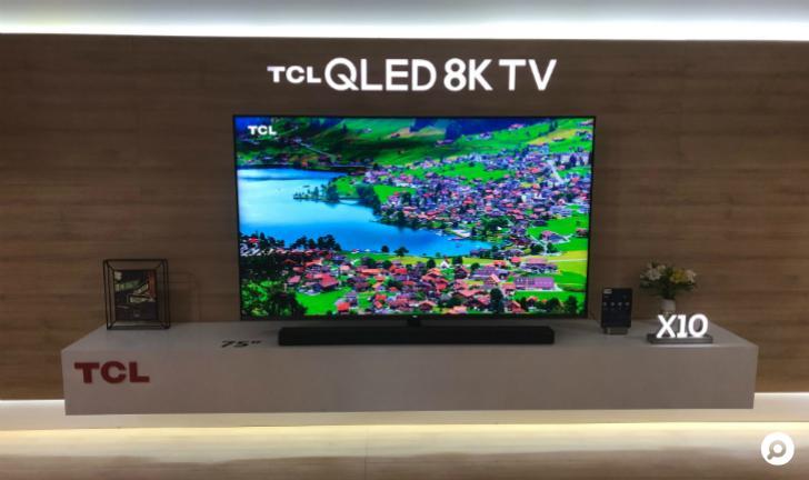 Smart TV TCL X10 com resolução 8K e tela QLED é anunciada no Brasil!