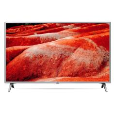 "Smart TV LED 50"" LG ThinQ AI 4K HDR 50UM7500PSB"